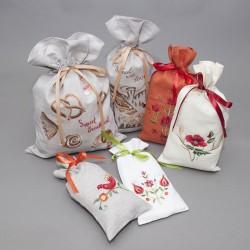 Торбинки для подарунків та хліба