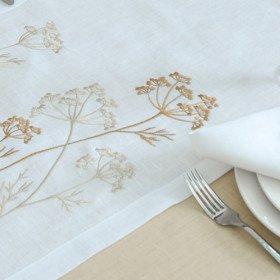 Нова колекція столового текстилю Суцвіття