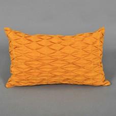 Подушка декоративна БУФИ 30*50см гірчиця