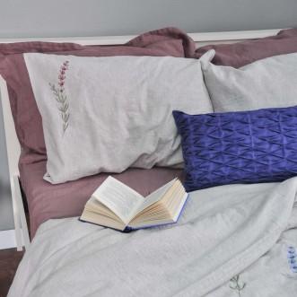 Комплект постільної білизни ЛАВАНДА 2-спальний ЄВРО
