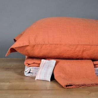 Комплект постільної білизни КАРАМЕЛЬКА 1,5-спальний