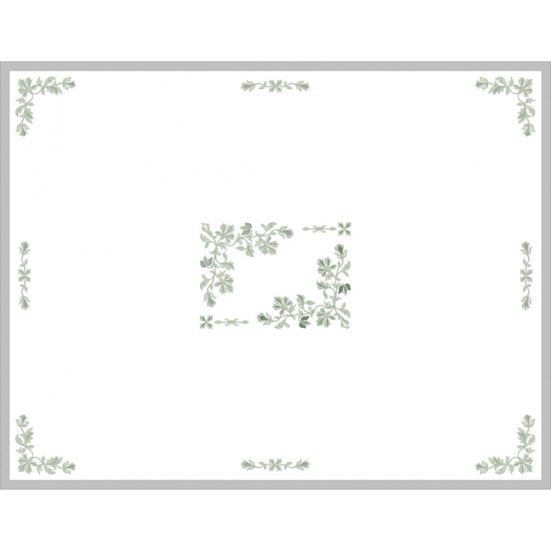Скатертина з серветками на 4 персони (колекція ГРАЦІЯ)