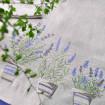 Дорожка Лаванда 90*40 (серый лён)