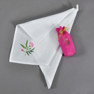 Набір: полотенце у торбинці АКАЦІЯ 70*40