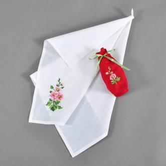 Набір: полотенце у торбинці  МАЛЬВА 65*45
