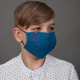 Защитная маска тканевая для мальчика Sportsman XS-125