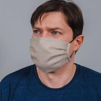 Захисна маска хакі 014