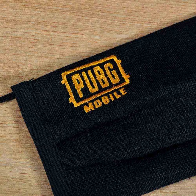 Захисна маска з тканини для підлітків PUBG