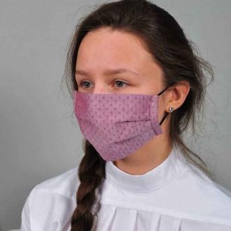 Захисна маска з тканини для підлітків 010 S