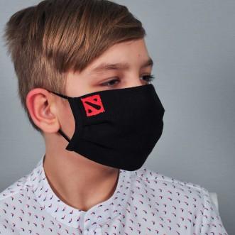 Захисна маска з тканини для підлітків DOTA