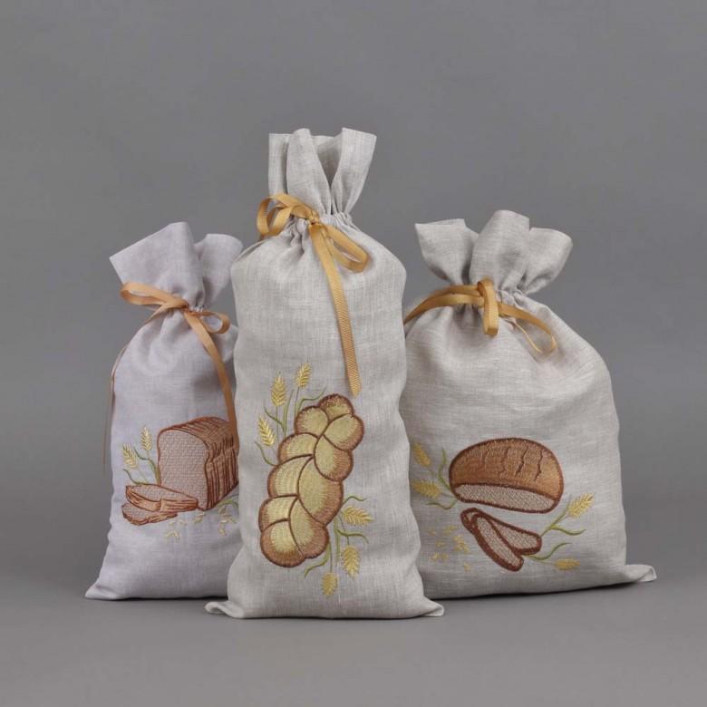 Торбинка для хліба ПЛЕТІНКА 51*22 см