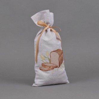 Торбинка для хліба БОРОДИНСЬКИЙ 43*20 см